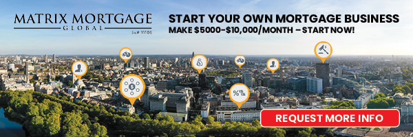 Matrix Mortgage Global Franchise Opportunities