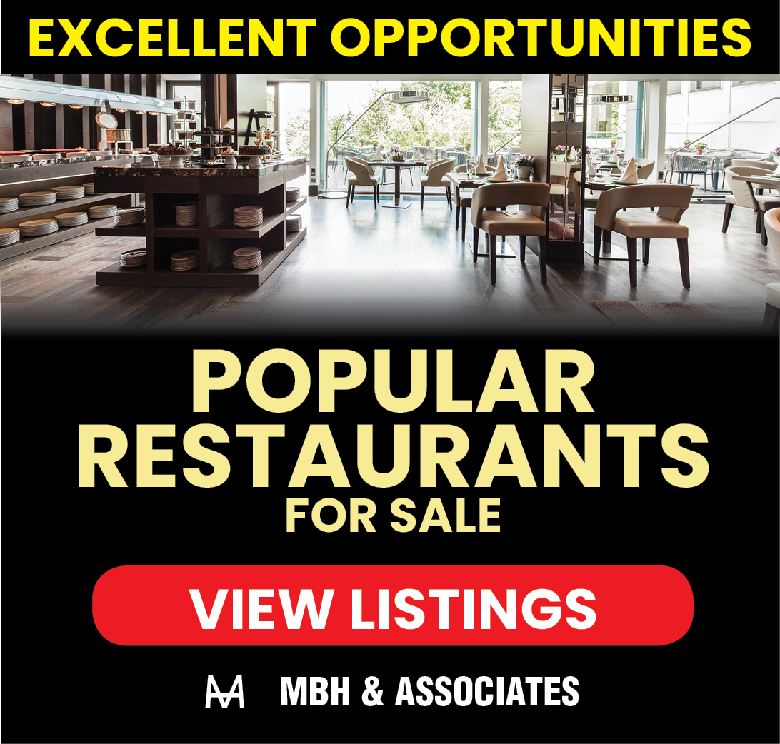 Popular Restaurants for Sale