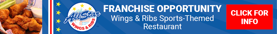 All Star Group Restaurant and Bar Franchise Opportunities