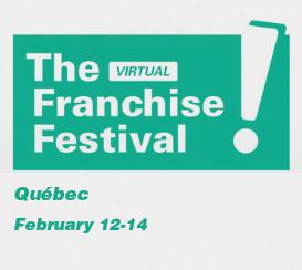 Free Access - Quebec Virtual Franchise Festival