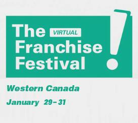 Free Access - Western Canada Virtual Franchise Festival