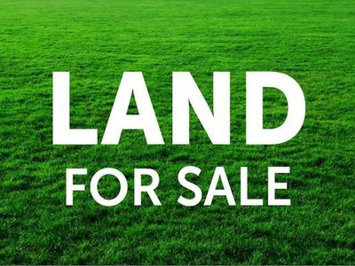 FULLY SERVICED LAND FOR SALE