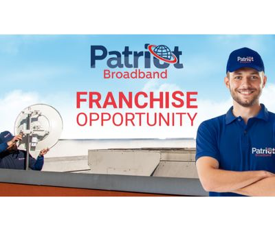 Patriot Broadband Telecommunications Franchise Opportunity