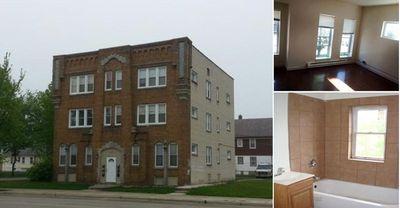 6 Plex Residential Building for Sale