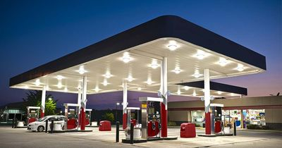 GAS STATION AND CONVENIENCE STORE WITH PROPERTY FOR SALE