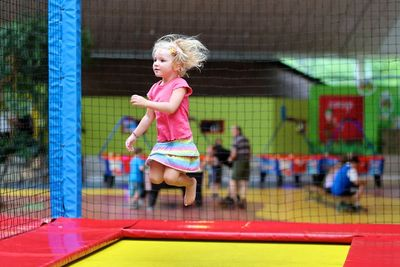 Hugely Successful Trampoline Park for Sale
