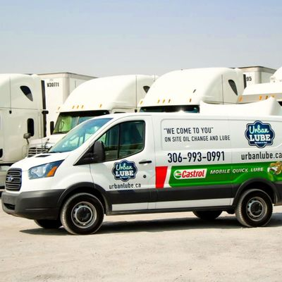 Urban Lube Mobile Automotive Franchise Opportunity