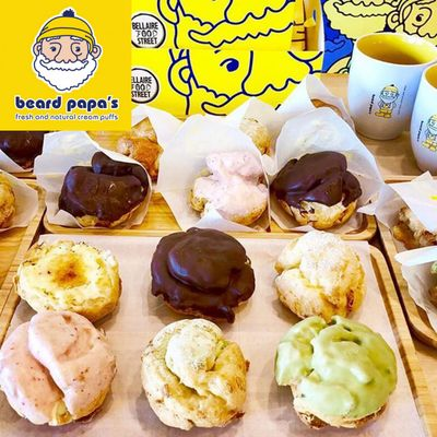Beard Papa Dessert Franchise Opportunity