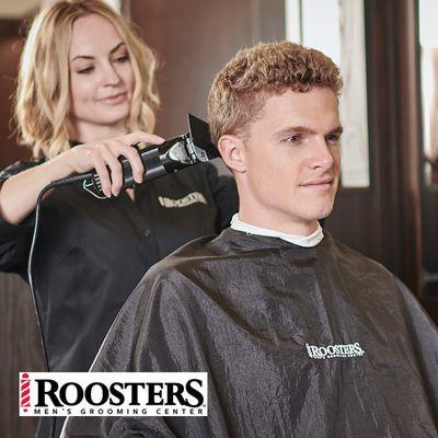 Rooster's Men's Grooming Center Franchise Opportunity