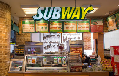 Subway for Sale in Toronto