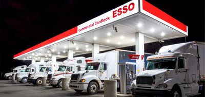 ESSO TRUCK STOP FOR SALE