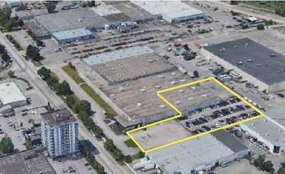 Industrial Space for Lease in Kelowna - 41,500 SF