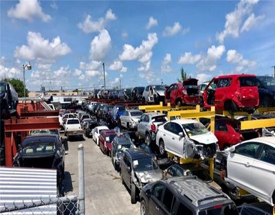 Junk Yard For Sale in Miami