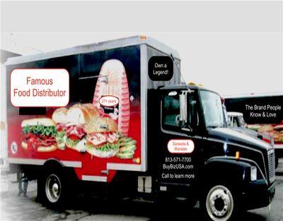 Food Distribution Business for Sale in Sarasota FL