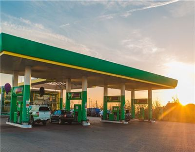 Gas Station for Sale in More in Lee County