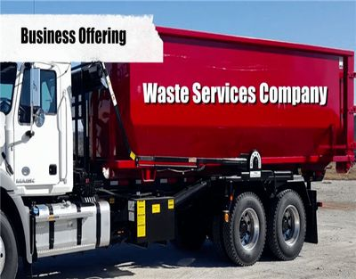 Florida Roll-Off Dumpster Business for Sale