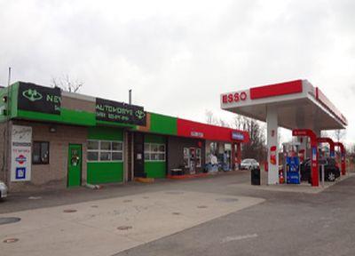 ESSO GAS + CONVENIENCE + COMMERCIAL LAND FOR SALE