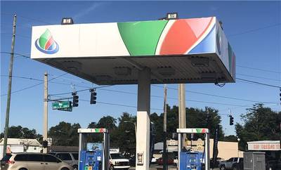 Gas Station & Retail Units with Real Estate for Sale in Eustis-Lake County