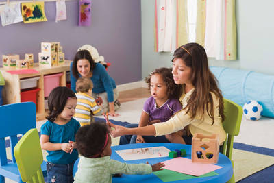 Central Florida Child Care with Real Estate for Sale