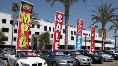 Auto Dealer Supplies Business for Sale in Pinellas County
