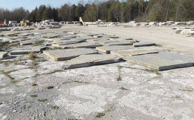DIMENSIONAL STONE & AGGREGATE QUARRY FOR SALE IN EGANVILLE