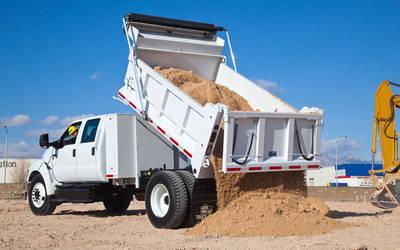 Dump Truck Business -SOLD