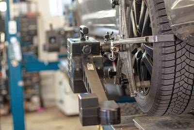Busy Tire and Auto Shop for Sale in Hamilton