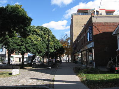 Commercial (Retail) Property in Toronto.