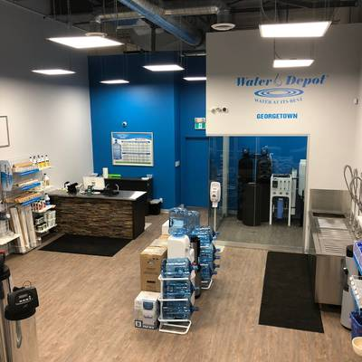 Water Depot Retail Franchise Opportunity