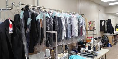 Coin Laundry, Dry Cleaning and Alteration business
