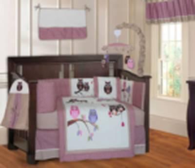 Profitable Online Crib Bedding & Accessories Business