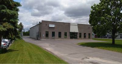 INDUSTRIAL UNIT FOR LEASE IN MARKHAM