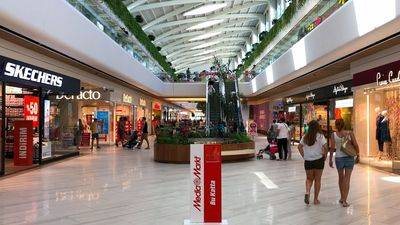 Shopping Mall for Sale - North of Toronto--
