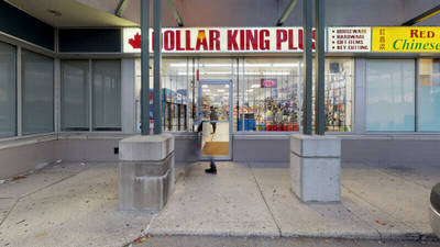 DOLLAR KING STORE FOR SALE IN ETOBICOKE