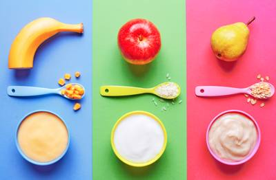 Popular Online Baby Food Company for Sale