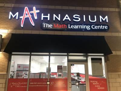Mathnasium Tutoring Franchise for Sale in GTA