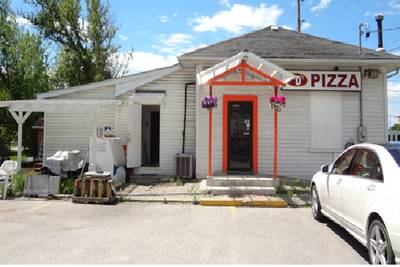 COMMERCIAL PROPERTY + PIZZA + VARIETY BUSINESS FOR SALE