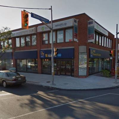Retail Unit for Lease in Existing Plaza - Jane/ Bloor
