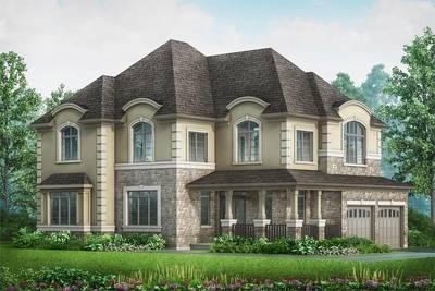 3588 SQFT -DETACHED HOME - PRE CONSTRUCTION - OSHAWA NORTH - $999,000