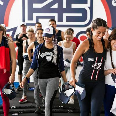 F45 Fitness Franchise Opportunity