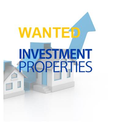 Wanted - Investment Property, Plaza, Hotel, Apartment Building
