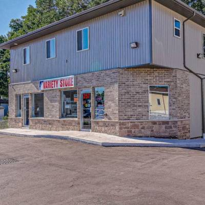 Mixed Use Building for Sale with Apartment, Office, Restaurant & Convenience Store