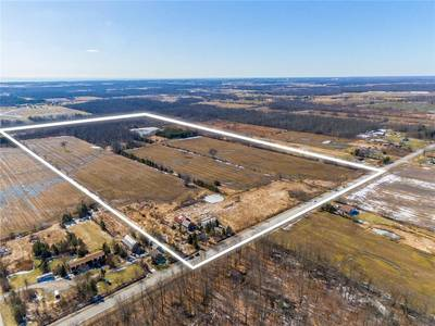 65.2 Acre Land for Sale in Niagara Falls
