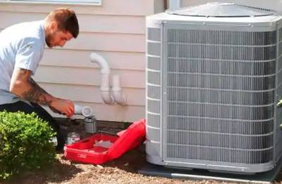 20 Year Old HVAC Company
