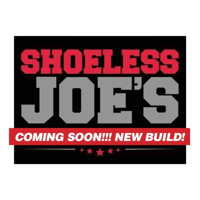 Shoeless Joes Sports Grill- INNISFIL-Newly Built-