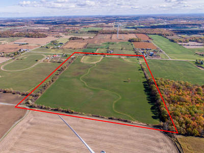 50-acre Land for Sale in West Lincoln