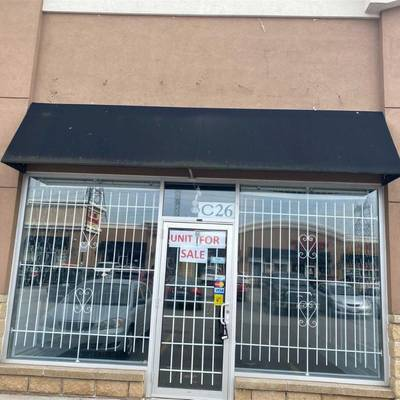 Retail Unit with Basement for Sale in Toronto