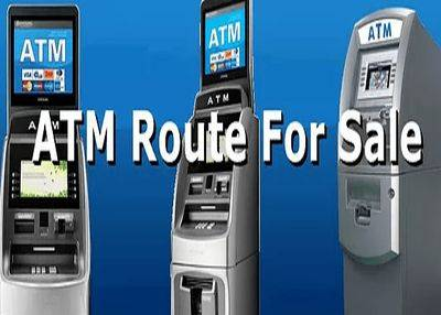 ATM ROUTE 10 MACHINES FOR SALE IN GTA