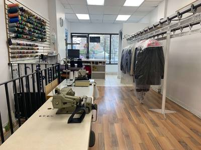 The Shirt Spa - Dry Cleaner in Upper Beaches! For Lease