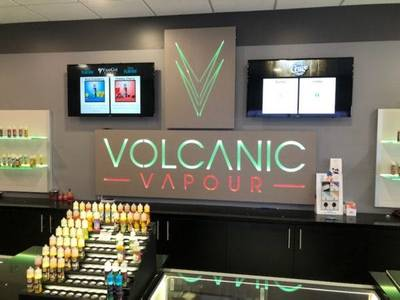 Brand New Vape Shop for Sale in Abbotsford, BC